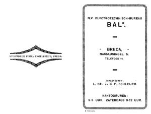 Bal lamp deel 2