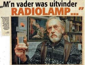 100 Jaar de Bal-Lamp