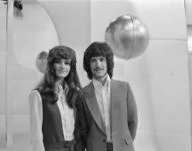 Saskia & Serge en 'Tijd'