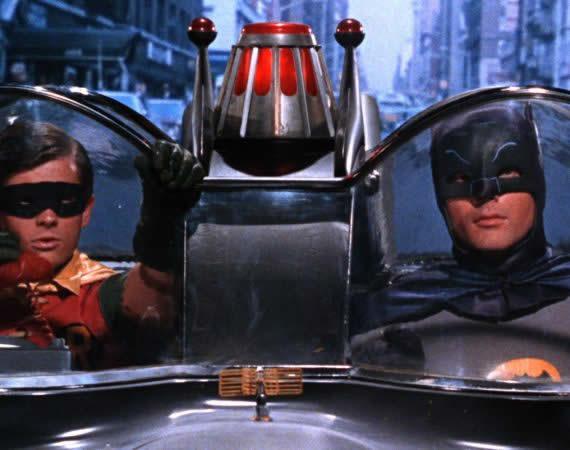 Boom! Pow!  Batman!