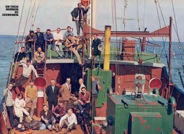 Een halve eeuw geleden: over al dan niet invoering radioreclame