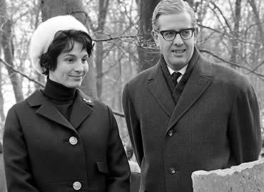 Grote luister- en kijkdichtheid in november 1962