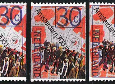 Amsterdam 700 en 750 jaar