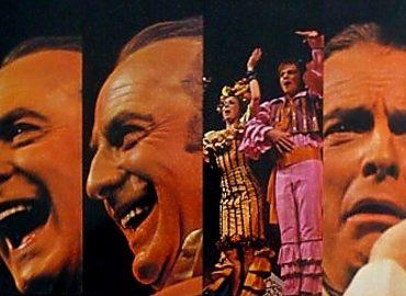 Sonneveld weer eens live op de radio in 1973