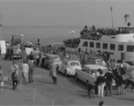 Radio in 1965, verkeerscomputers en kerk-tv op Ameland