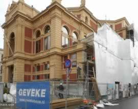 Groningen van toen: de Stadsschouwburg
