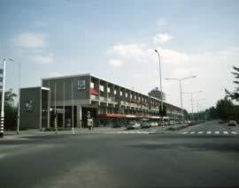 Winkelcentrum 'De Paddepoel' 45 jaar