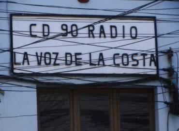 Actie voor radio's 45 jaar geleden