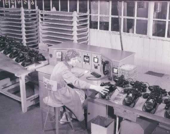 Communicatie in 1969