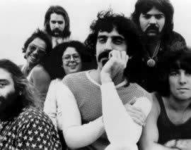 Zappa's kortstondige Edison bezit