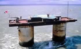 De gijzeling op de Noordzee: De bizarre avonturen op en rondom Sealand