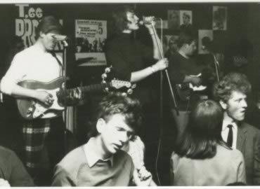 Jeugdsociëteiten in de jaren zestig