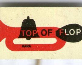 Maats-Popstudio Herman Stok en Cees van Maasdam op slot in voorjaar 1966