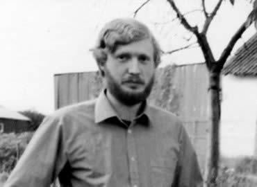 Johan van Hee (Johan Rood) overleden