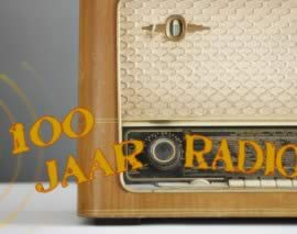 Nieuw boek van Hans Knot: 100 JAAR RADIO