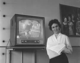 Ontwikkelingen in 1959 binnen televisie in Nederland