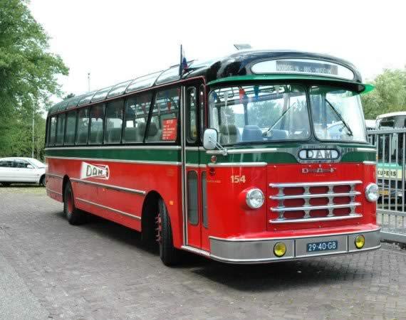 Busvervoer in Groningen en de Tienertoer