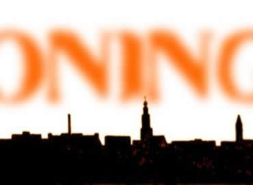 Leegstand in het Groningen van toen