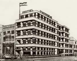Voorheen Hotel Hofman
