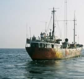 Luisteren naar Radio Noordzee in 1971