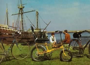 Raleigh fietsen: vrijheid en kwaliteit