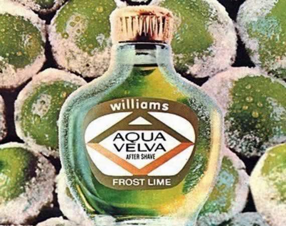 Een vergeten product: Aqua Velva