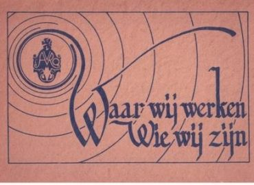 AVRO-kaarten uit vervlogen tijden