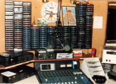 Luistercijfers van de zeezenders in 1985