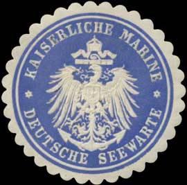 Die Deutsche Seewarte