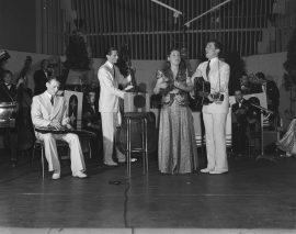 Muzikaal behang in 1974